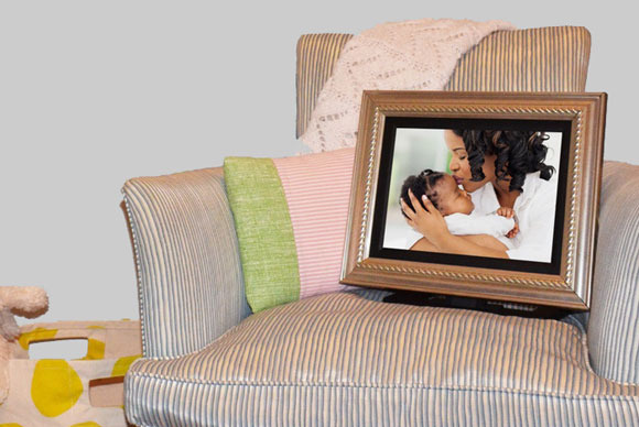 large digital picture frames
