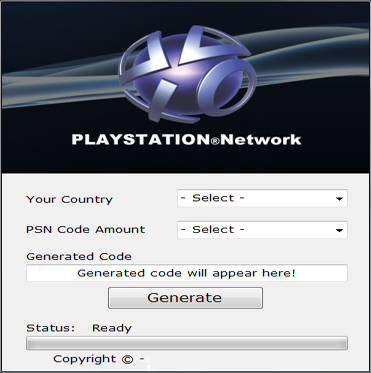 Psn account generator | Free PSN Codes :  2019-06-21