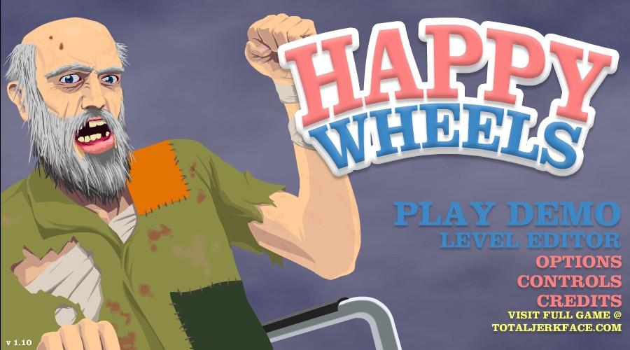 Happy wheels 2 full version