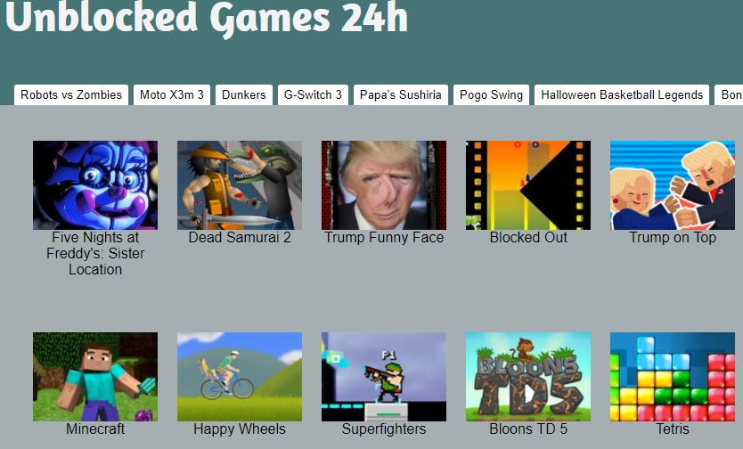 recipe: unblocked games [26]
